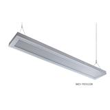 昌龙 室内线条灯 L10办公照明 MZJ-LED222J