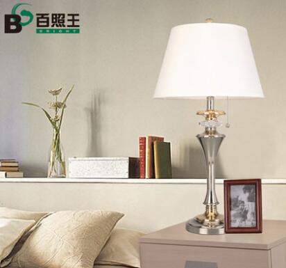 新品百得诗特欧式创意客厅灯书房卧室床头台灯