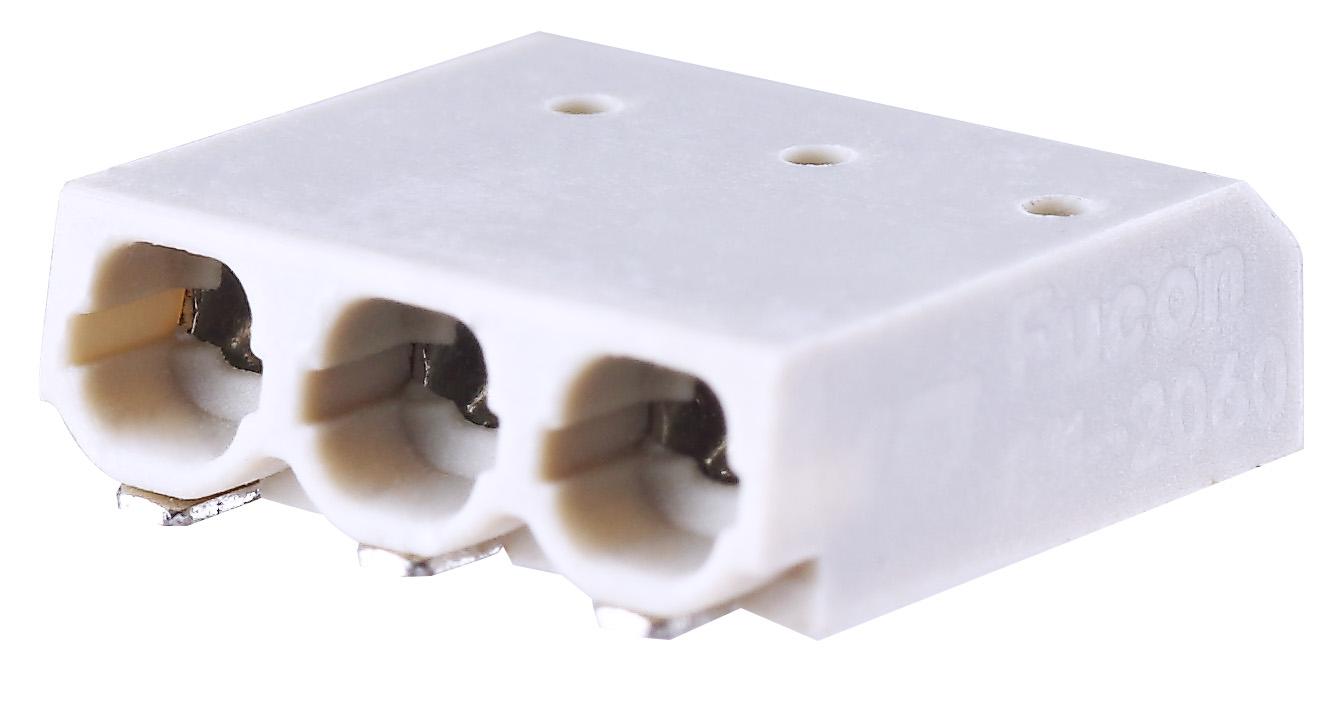 福朗led贴片接线端子 cm-2060-3p
