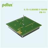 360度 5.8GHZ高频微波运动传感器 PD-V1
