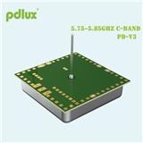 360度 5.8GHZ高频微波运动传感器 PD-V3