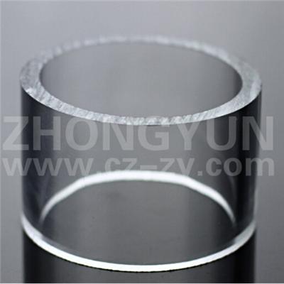 透明有机玻璃管 挤出透明亚克力管