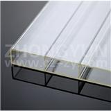 透明亚克力方管 方形亚克力管 有机玻璃管