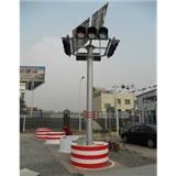 太阳能交通信号灯,中心岗式太阳能交通信号灯,信号灯厂家