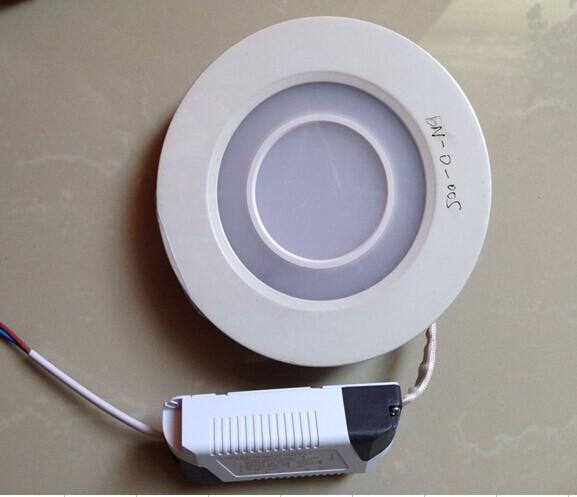 led底发光双色分段面板灯