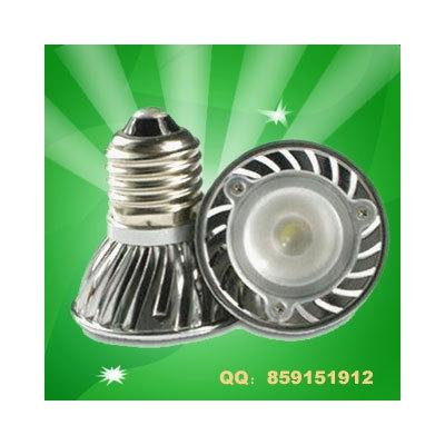 威尔 LED灯杯,220V,E27,压铸铝,麻沙透镜精美呈现