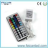 12-24V 红外44键控制器 LED控制器 RGB灯条控制器 七彩控制器