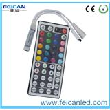 迷你控制器 LED44键IR迷你控制器 RGB灯条灯带红外迷你控制器