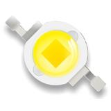 免费拿样 格天光电单颗朗柏型1/3W通用暖白led光源,高光效,低光衰
