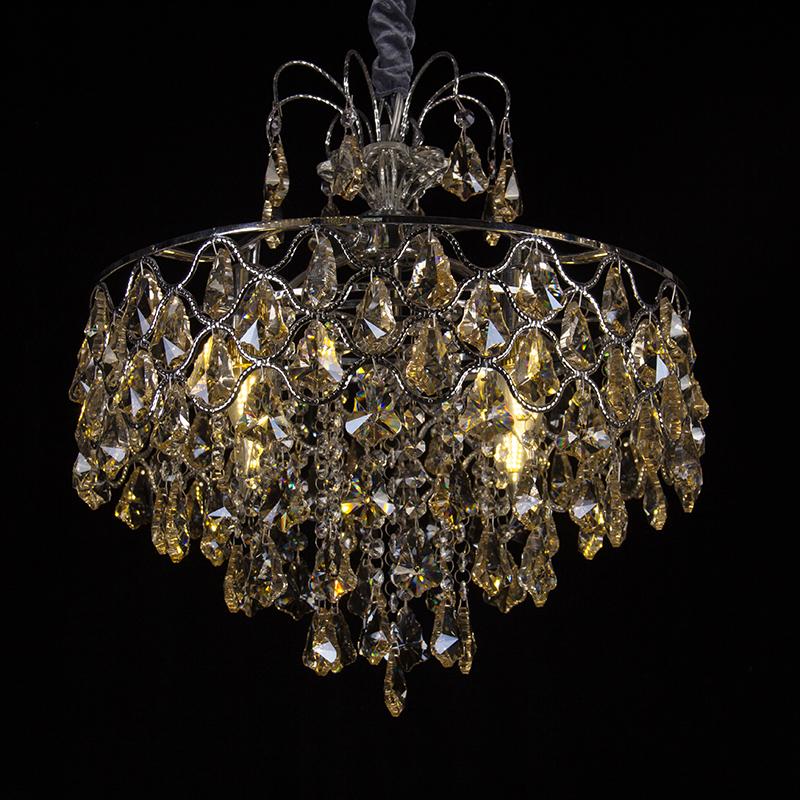 欧式玉石灯蜡烛水晶灯欧式高端客厅餐厅水晶吊灯