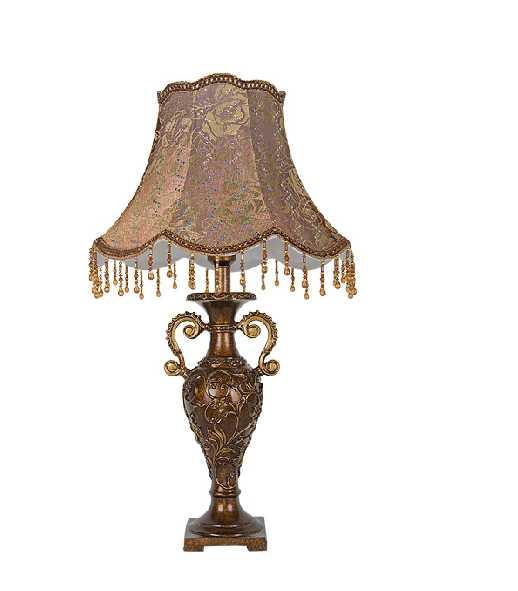 子兰灯饰奢华卧室台灯床头灯欧式床头灯结婚礼物客厅
