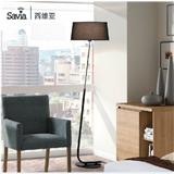 savia 北欧风格 创意简约 金属复古客厅书房餐厅卧室落地灯hoTel