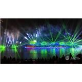 大激光灯,焰火激光秀,激光烟花表演,彩色激光灯