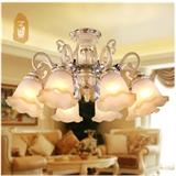 子蘭灯饰欧式田园吸顶灯客厅灯餐厅灯客厅灯复古美式复古卧室灯具