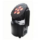 达森 聚光灯 无线蓄电池6颗三芯3W 手提无线锂电池帕灯