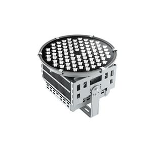 (专利)500W投光灯外壳套件 热管+鳍片 深圳超频三
