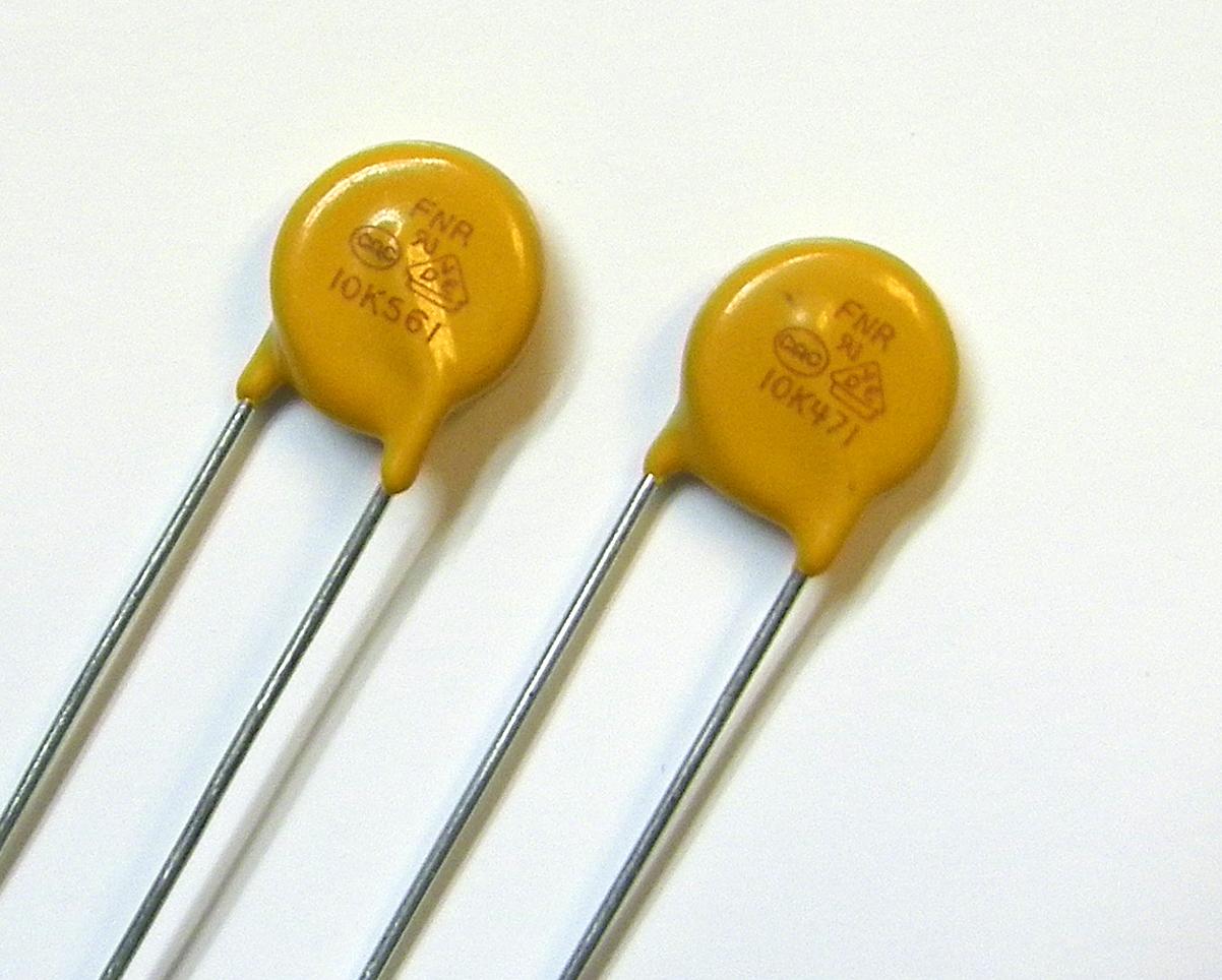氧化锌压敏电阻器_广东风华高新科技股份有限公司