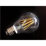 三德士led灯丝灯 复古爱迪生钨丝灯泡 螺口led蜡烛灯玻璃E14灯泡