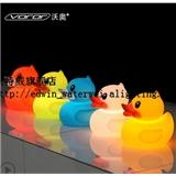 沃奥 彩色B.Duck小鸭子夜灯 创意充电婴儿喂奶小夜灯 61儿童 礼物