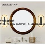 沃奥 LED床头壁灯 创意客厅壁灯镜前灯 触控双面发光现代简约壁灯