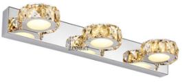 勃朗 壁灯 现代水晶造型镜前灯 5980 SMD2835