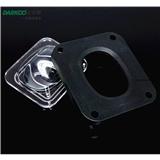 LED路灯硅胶透镜/户外照明/LED路灯/LED单颗路灯透镜 匹配5050光源 143-68出光角度