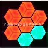 辉科 裸眼蜂巢灯 酒吧墙面灯 装修装饰灯 专利产品 三维立体 SF-BJ-3D
