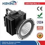led工矿灯 超频三高品质 炫风新款400W 大功率工矿灯 IP65 厂房照明灯