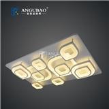 安居宝 现代造型新型吸顶灯 7603 SMD2835