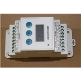 DMX解码器 4通道led控制器 解码兼控制器 功能强大 实现同步控制 数码管显示 操作简单 D4