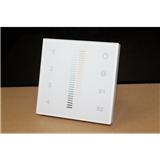 色温四区面板DMX控台 色温面板控制器 迷你dmx控台 5年质保 旋钮调光调色温 T12