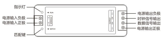 sc2262遥控器电路图