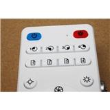 spi控制器遥控 专业遥控spi控制器 设置spi芯片类型 可多区同步或独立控制 操作方便 R20