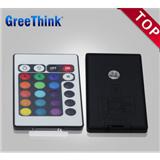 创想 LED小功率七彩控制器RGB红外控制器 七彩红外控制器