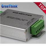 创想 LED控制器七彩RGB同步信号放大器RGB灯带控制器中继放大器