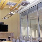 建御 室内吊线线条灯MR16 LP15