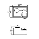 华灿 M10C-CA 高 LED芯片