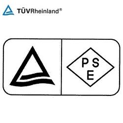 强制性菱形PSE认证