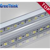创想 LED 5050高亮 72灯硬灯条 手机柜台灯条