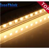 greethink创想5050LED硬灯条U型铝槽72珠高亮柜台LED硬灯条