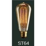 新光阳 爱迪生灯泡 ST64 60W 复古灯泡 仿古灯泡 卤钨灯泡