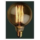 新光阳 爱迪生灯泡 G125 25W 复古灯泡 仿古灯泡 卤钨灯泡