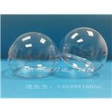 LED球泡罩PC灯路灯罩配件G80-01超半圆光扩散外壳透明厂家直销优质