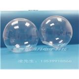 LED球泡罩PC灯路灯罩配件G60-04超半圆光扩散透明外壳厂家直销优质