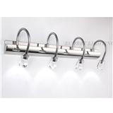 室内灯 浴室灯 水晶3头 透明 5660 勃朗