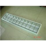 工程商场明装吸顶式格栅灯盘SY-3002型 2x1200