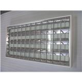 商场超市明装吸顶式格栅灯盘SY-3002型 4x1200