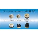 供应VDE,CQC认证GZ10/GU10陶瓷灯头