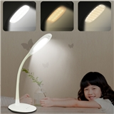 触控调光调色LED护眼台灯 护眼台灯 LED台灯 学习台灯 工作台灯