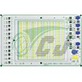 LED高压线性恒流IC驱动 4000V抗浪涌 投光灯200W